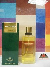 VINTAGE VETIVER GUERLAIN DEODORANT SPRAY 3.4 OZ / 100 ML OLD FORMULA VERY RARE