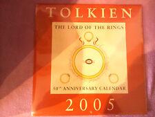 TOLKIEN, THE LORD OF THE RINGS, EL SEÑOR DE LOS ANILLOS 2005, 50ª, HARPERCOLLINS