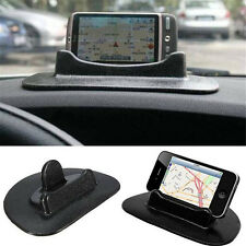 New GPS PDA Smart Mobile Phone Universal Rubber Stand Car Dashboard Mount Holder