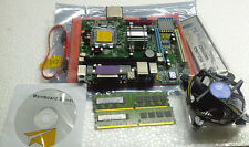 INTEL 945 / G31 MOTHERBOARD,C2D 2.33 OR HIGHER CPU,2 GB DDR2 RAM,CPU FAN, COMBO
