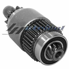 STARTER DRIVE FOR CASE WHEEL LOADERS 621 621B W14C SAMSUNG EXCAVATOR SE170 SE210
