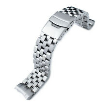 20mm Super Engineer II Watch Band for Sumo SBDC001, SBDC003 & SBDC005, Brushed
