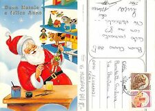 Babbo Natale, Santa Claus, San Nikolaus RED SUITED VG Maggiano (I-L 105)