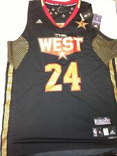 Rare Kobe Bryant Authentic Limited Edition NBA AllStar Swingman MVP Jersey XXL
