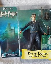 HARRY POTTER with Wand and Base Action Figure without his glasses