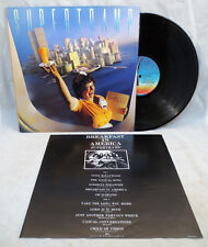 Supertramp: Breakfast in America- A&M Records AMP6034[Japanese Import w/ Insert]