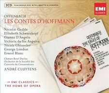 Offenbach: Le Contes D'Hoff (2 CD/CD-ROM), New Music