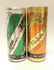 Fabulustre & ZAM Polishing Compound 2-1/4lb./4oz. Tube Jeweler's Polishing Rouge