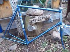 Rare Vintage KHS Professional Road Bicycle Frame Fork 531 Reynolds Superbe 62cm