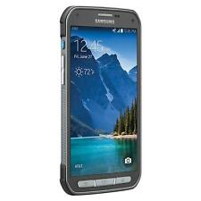 Samsung Galaxy S5 Active SM-G870A 4G LTE 16GB Gray (Unlocked AT&T) Android FRB