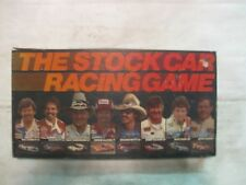 Rare Stock Car Racing Board Game Petty Allison Rudd From Ribbit Toy Co 1981 gm04