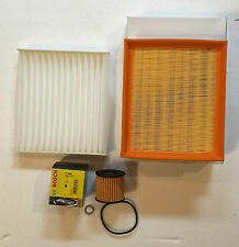 FILTER SET OIL AIR POLLEN TOYOTA PRIUS ZVW3 1.8 HYBRID 99 HP