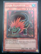 carte yu-gi oh lion alligator -legendary collection 2- ultra rare lc02-en008
