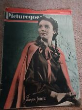 Vintage Picturegoer magazine April 1st 1944 Jennifer Jones