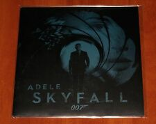 "ADELE JAMES BOND SKYFALL 7"" VINYL *RARE* EU PRESS XL RECORDINGS 2012 LIMITED New"