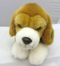 Webkinz SIGNATURE Lying Beagle dog WKSS23001  plush toy no code