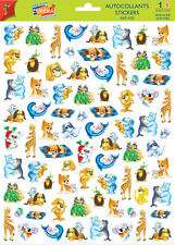A4 Sticker Sheet Cute Baby Animals- Scrapbooking & Cardmaking over 60 image