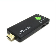 MK809II A9 Dual-Core Android 4 Wifi Bluetooth Mini PC Smart TV Dongle BOX Stick