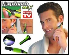 Trimmer Micro Touch MAX Personal All In One Hair Groomer Hair Remover NEW