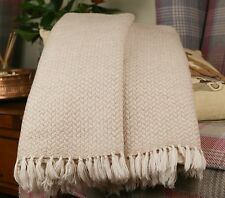 Authentic Cashmere Throws Blankets Travel Throw Soft Lightweight