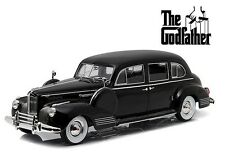 Greenlight 1:18 1941 Packard Super Eight One-Eighty, 1972 Godfather Movie Car!
