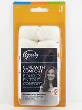 GOODY PILLOW SOFT HAIR ROLLERS - 10 PCS. (80239)