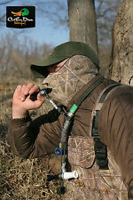 AVERY GREENHEAD GEAR GHG FLEECE FACE MASK FACEMASK BUCKBRUSH CAMO HEADWEAR CAP