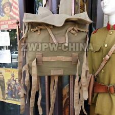 WWII JAPANESE ARMY 1940 BAG BACKPACK JAPAN SOLDIER MILITARY OCTOPUS CANVAS BAG