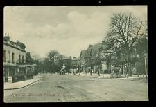 LONDON Surrey Dulwich Village used 1904 PPC Prices Stores delivery cart