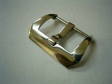 24mm stainless steel  buckle for 26mm panerai leather watch band pam 111 replace