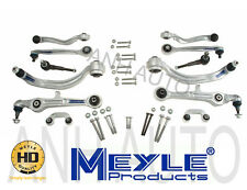 Meyle Heavy Duty Front Suspension 12-Piece Control Arm Kit  Audi A4 & Quattro S4