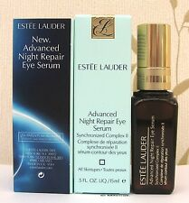 ESTEE Lauder Advanced Night Repair Eye siero sincronizzate complessa LL 15ml NUOVO CON SCATOLA