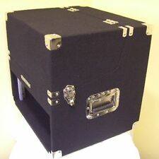 3/6/4 HE DJ-Winkel-Rack-Case Kombicase Doppel CD & Mixer Case L-Rack ROADINGER