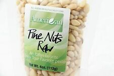 4oz of Delicious Raw Shelled Pignolias Pine Nuts [1/4 lb.]