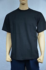 3 NEW SHAKA WEAR SUPER MAX HEAVY WEIGHT T-SHIRTS BLACK TEE PLAIN XLT TALL