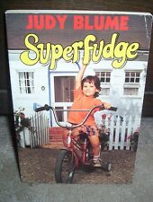 Superfudge by Judy Blume Tales of a 4th Grade Nothing