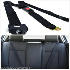 3-Point Adjustable Car Seat Belt Aid Safety Extension Extender Strap For Lincoln