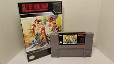 Romancing SaGa - English SNES Translation NTSC RPG Role Playing