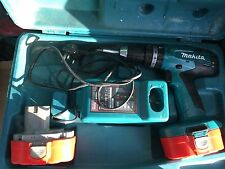 EMPTY CASE ONLY FOR MAKITA 8391D 18V CORDLESS  DRILL DRIVER 18VGOD CONDITION