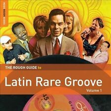 Rough Guide to Latin Rare Groove  Volume 1  2014 by Rough Guide - Ex-library
