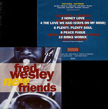 FRED WESLEY  new friends  MACEO PARKER , BILL STEWART ...
