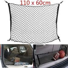 Car Auto Nylon Rear Cargo Tidy Net Boot Trunk Storage Luggage Organizer 110x60cm