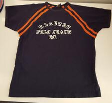 Vintage Polo Jeans Ralph Lauren spellout tshirt size Large