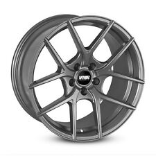 VMR V803 19x9.5 5x120 +45 Gunmetal Flow Formed Wheels (Set of 4)