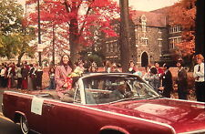 AGFACHROME 35mm Slide PA Wilmington Westminster College Parade Old Car 1976!!!