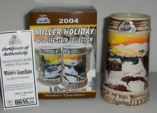 2004 Miller Holiday Christmas stein Winters Guardians