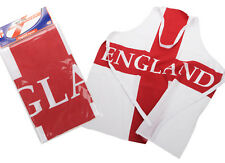 Adulte angleterre supporters st george drapeau bbq cuisine chefs tablier 100/052