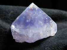 A 100% Natural Light PURPLE FLUORITE Crystal CUBE From Colorado! 51.6gr