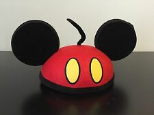 Disney Park Exclusive Mickey Mouse Shorts Ears Hat  Kids Adults