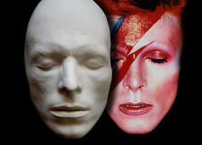 "David Bowie Life Mask Cast ""The Man Who Fell to Earth"""